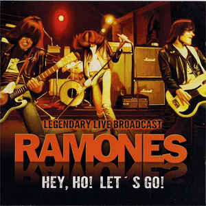 Ramones - Hey, Ho! Let's Go! CD Brand New Unofficial Release