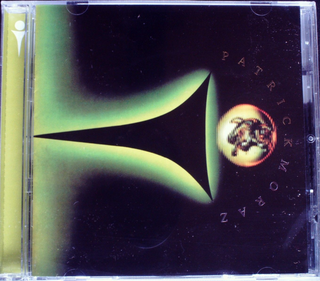 Patrick Moraz - The Story Of i CD New Sealed