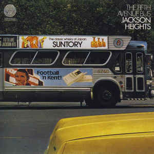 Jackson Heights - The Fifth Avenue Bus Japan SHM-CD Mini LP UICY-94531
