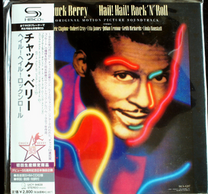 Chuck Berry - Hail! Hail! Rock 'N' Roll Japan SHM-CD Mini LP UICY-94639