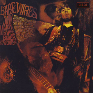 John Mayall - Bare Wires Japan SHM-CD Mini LP UICY-93409 DECCA
