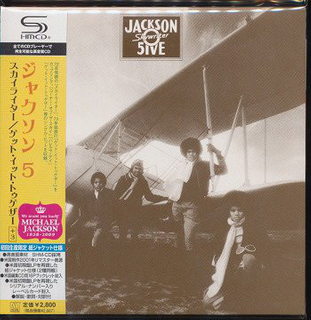 Jackson 5 - Skywriter / Get It Together Japan SHM-CD Mini LP UICY-94295