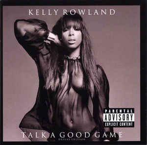 Kelly Rowland ‎- Talk A Good Game Explicit CD SEALED Deluxe Edition Jewel Case Cracked