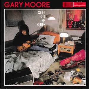 Gary Moore - Still Got The Blues Japan Mini LP VJCP-68895
