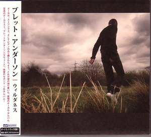 Brett Anderson - Wilderness Japan TECI 24531 W/OBI Digipak