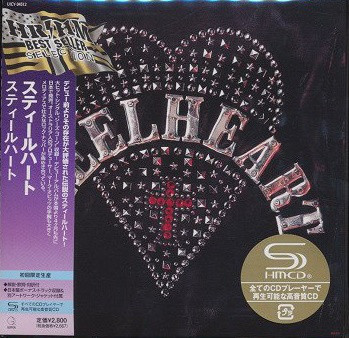 Steelheart - Steelheart S/T Japan SHM-CD Mini LP UICY-94512