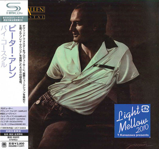 Peter Allen - Bi-Coastal Japan SHM-CD Mini LP UICY-94653