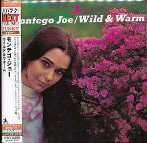Joe Montego - Wild & Warm Japan Mini LP UCCO-9474