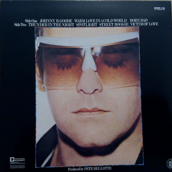 Elton John - Victim Of Love Japan SHM-CD Mini LP OBI UICY-94409