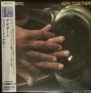 Deodato - Very Together Japan Mini LP OBI UCCC-9135