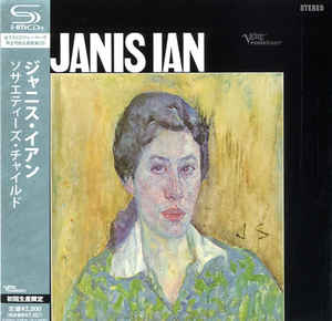 Janis Ian - Janis Ian S/T Japan SHM-CD Mini LP UICY-94567