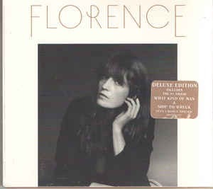 Florence And The Machine - How Big, How Blue, How Beautiful CD Sealed DELUXE USA
