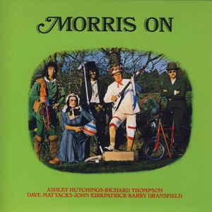 Richard Thompson - Morris On Japan SHM-CD Mini LP UICY-94612