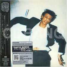 David Bowie - Lodger Japan Mini LP TOCP-70152