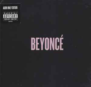 Beyonce - Beyonce Ecplicit CD Sealed Audio Only Edition Jewel Case Cracked