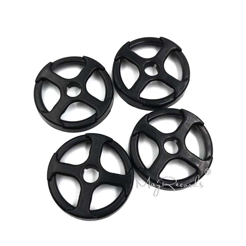 1PCS 45 RPM Adapter Durable Plastic Center Adapter for 7 inch EP Record Vinyl